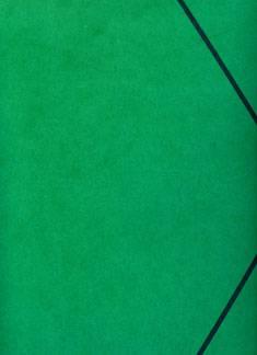 Kulmalukkosalkku A4 108K economy vihreä
