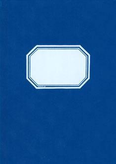 Tilikirja 448 (3 rahasaraketta, A4, 2x50 lehteä, repäistävä lehti)