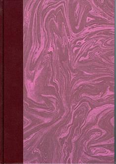 Muistikirja (marmorikansi, blanco, kluuttiselkä)