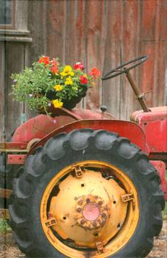 Muistikirja Traktori (133x203 mm, 192 sivua)