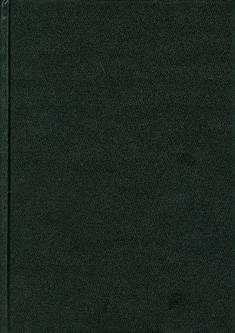 Muistikirja Musta Miradur Monaco (A5, 192 sivua, suoraviivainen)