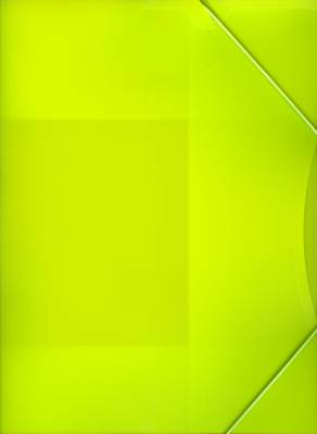 Kulmalukkosalkku A4 PP lime
